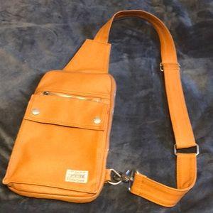 Adorable Japanese backpack-type handbag